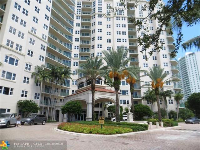 19900 E Country Club Dr #307, Aventura, FL 33180 (MLS #F10144974) :: Green Realty Properties