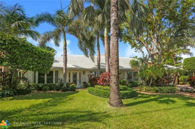 3801 NE 29th Ave, Lighthouse Point, FL 33064 (MLS #F10145020) :: Castelli Real Estate Services