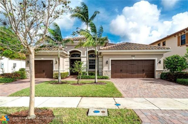10041 Edgewater Ct, Parkland, FL 33076 (MLS #F10145054) :: Laurie Finkelstein Reader Team