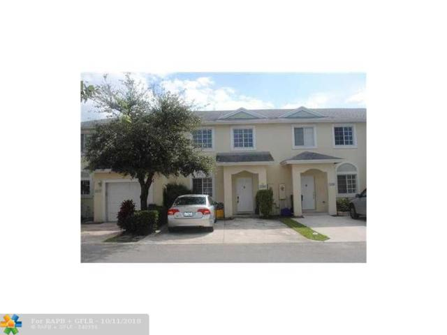 1186 SW 44th Ave #1186, Deerfield Beach, FL 33442 (MLS #F10145135) :: Green Realty Properties