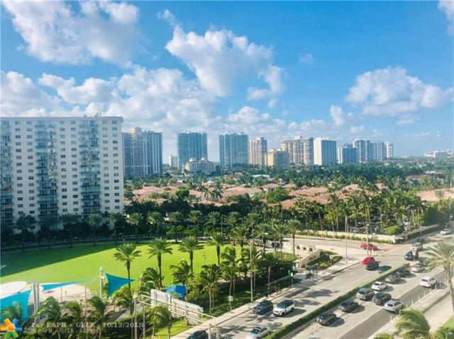 19201 Collins Ave #836, Sunny Isles Beach, FL 33160 (MLS #F10145150) :: Green Realty Properties