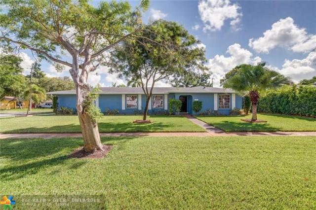 4300 NW 8th St, Plantation, FL 33317 (MLS #F10145153) :: Green Realty Properties
