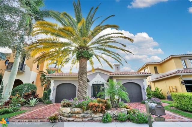 7115 NE Spyglass Ave, Parkland, FL 33076 (MLS #F10145185) :: Green Realty Properties