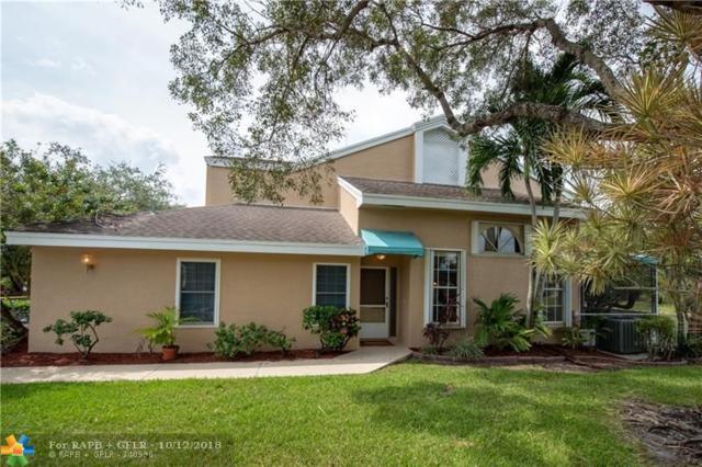 7153 Woodmont Way #7153, Tamarac, FL 33321 (MLS #F10145194) :: Green Realty Properties