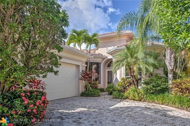 273 Porto Vecchio Way, Palm Beach Gardens, FL 33418 (MLS #F10145201) :: Green Realty Properties