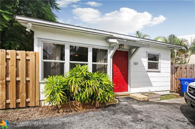 107 Palm Ave, Fort Lauderdale, FL 33312 (MLS #F10145236) :: Green Realty Properties