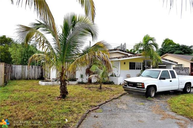 720 NW 40th St, Oakland Park, FL 33309 (MLS #F10145255) :: Green Realty Properties