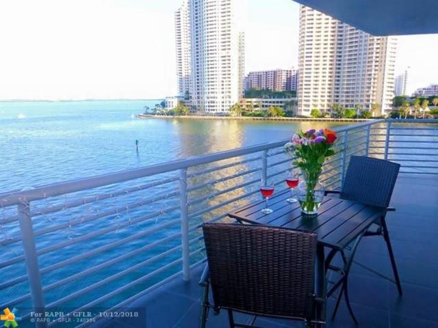 335 S Biscayne Blvd #509, Miami, FL 33131 (MLS #F10145302) :: Green Realty Properties