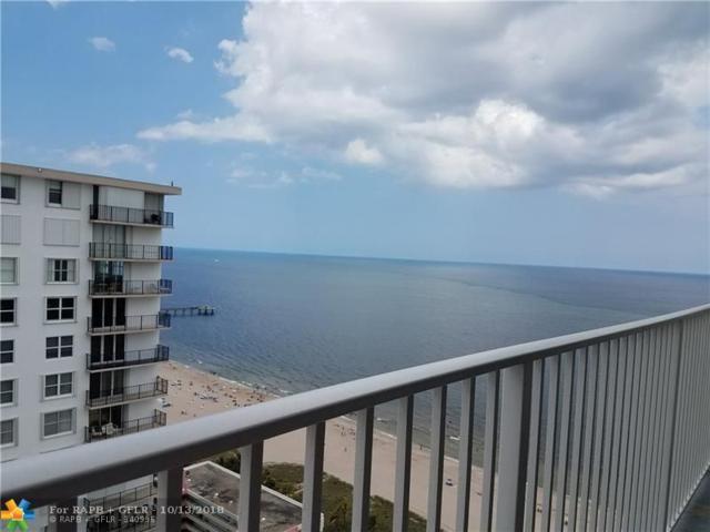 111 Briny Ave Ph7, Pompano Beach, FL 33062 (MLS #F10145314) :: Green Realty Properties