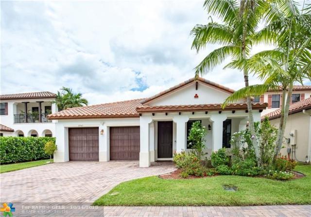 8543 NW 41st St, Pembroke Pines, FL 33024 (MLS #F10145316) :: Green Realty Properties
