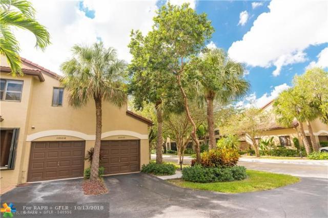 10510 NW 10th St C-123, Plantation, FL 33322 (MLS #F10145323) :: Green Realty Properties