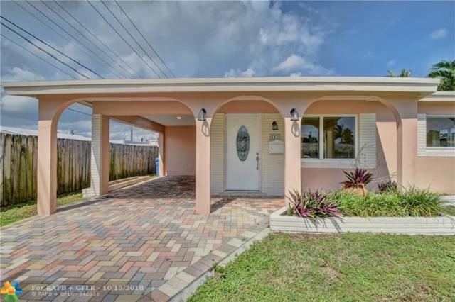 181 NE 43rd Ct, Oakland Park, FL 33334 (MLS #F10145333) :: Green Realty Properties
