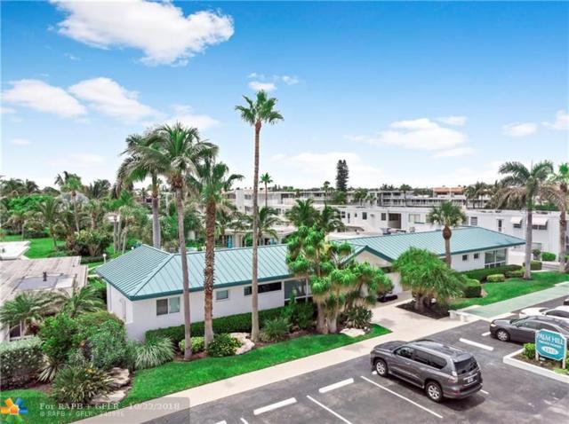 1212 Hillsboro Mile #16, Hillsboro Beach, FL 33062 (MLS #F10145350) :: Green Realty Properties