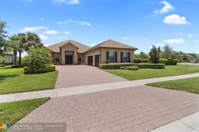 3994 Siena Cir, Wellington, FL 33414 (MLS #F10145361) :: Green Realty Properties