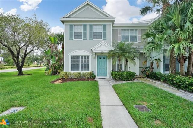 8068 Sanibel Dr #8068, Tamarac, FL 33321 (MLS #F10145390) :: Green Realty Properties