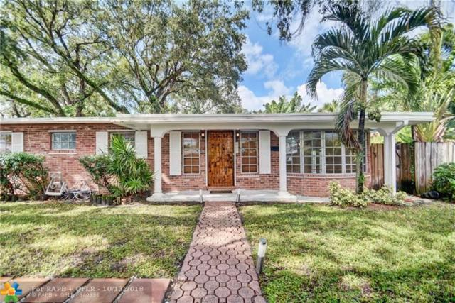 1431 SW 19th Ave, Fort Lauderdale, FL 33312 (MLS #F10145407) :: Green Realty Properties