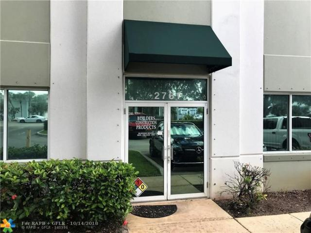 2761 NW 19th St, Pompano Beach, FL 33069 (MLS #F10145440) :: Green Realty Properties