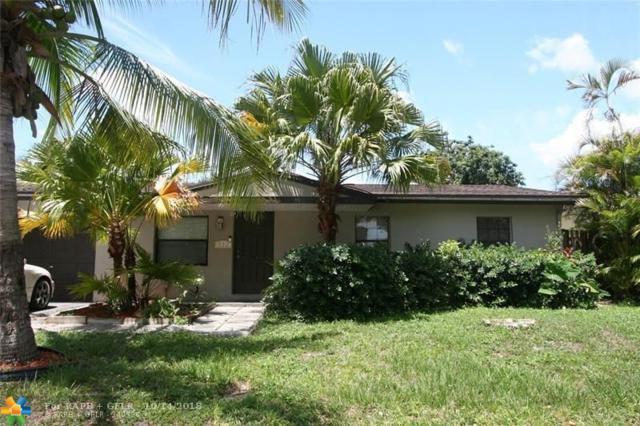 332 SW 80th Ter, North Lauderdale, FL 33068 (MLS #F10145449) :: Green Realty Properties