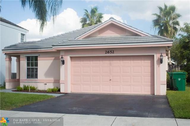 2652 Arborwood Rd, Davie, FL 33328 (MLS #F10145461) :: Green Realty Properties