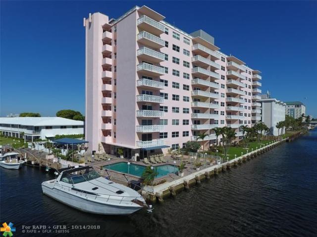 2900 NE 30th St G-7, Fort Lauderdale, FL 33306 (MLS #F10145464) :: Green Realty Properties