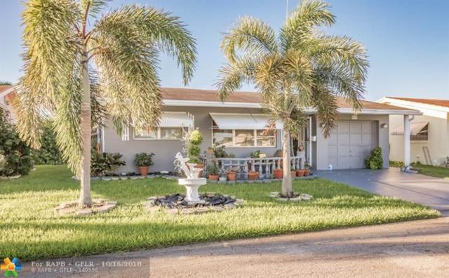 4216 NW 47th St, Tamarac, FL 33319 (MLS #F10145489) :: Green Realty Properties