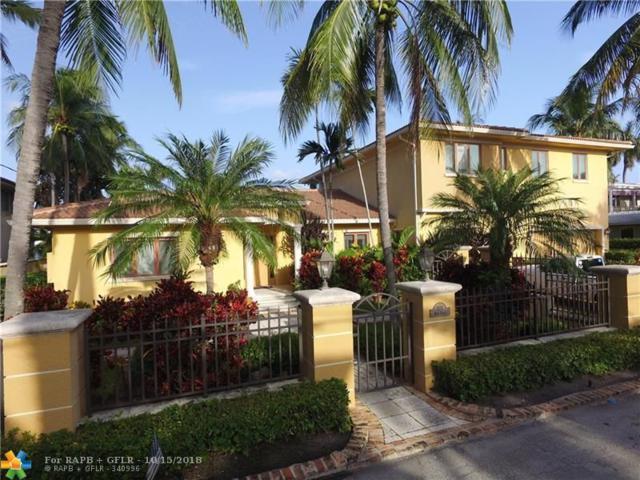 703 Royal Plaza Dr, Fort Lauderdale, FL 33301 (MLS #F10145509) :: Green Realty Properties