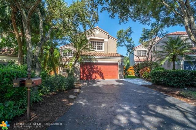 10971 NW 10th Ct, Plantation, FL 33322 (MLS #F10145535) :: Green Realty Properties