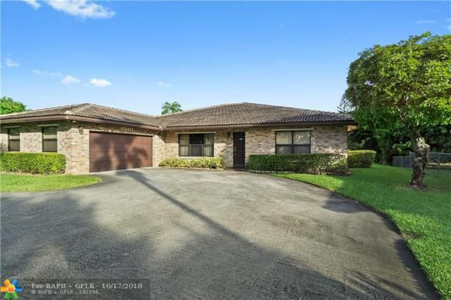 10331 NW 42nd Dr, Coral Springs, FL 33065 (MLS #F10145536) :: Green Realty Properties