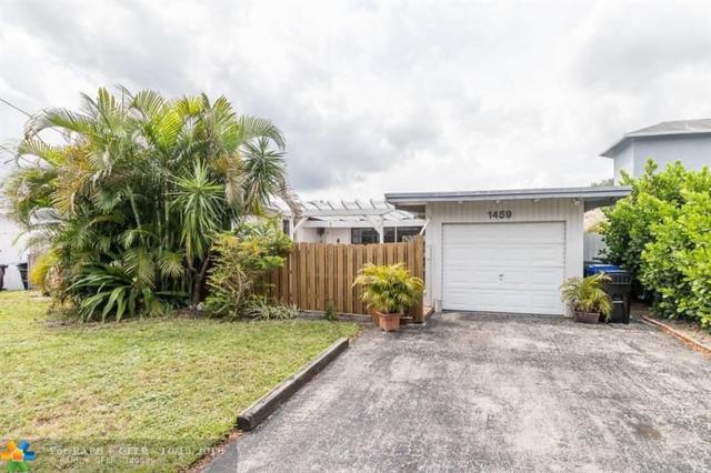 1459 SW 18th Ter, Fort Lauderdale, FL 33312 (MLS #F10145601) :: Green Realty Properties