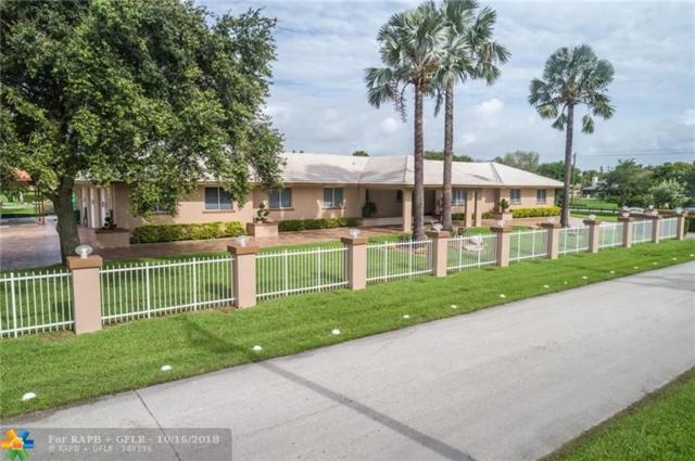 2601 SW 116th Way, Davie, FL 33330 (MLS #F10145606) :: Green Realty Properties
