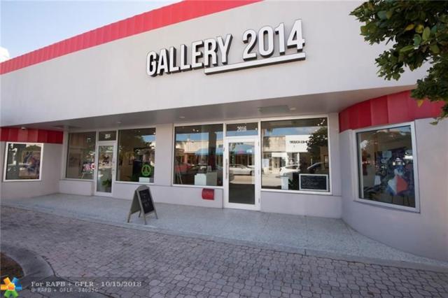2014 Harrison St, Hollywood, FL 33020 (MLS #F10145613) :: Green Realty Properties