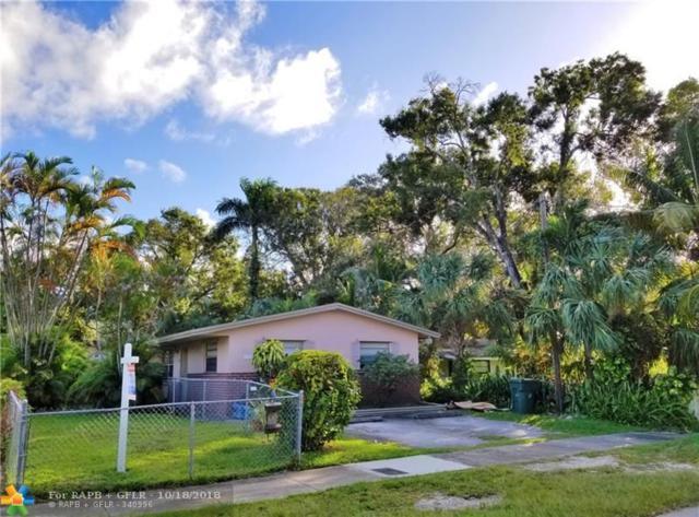 1832 SW 22nd St, Fort Lauderdale, FL 33315 (MLS #F10145644) :: Green Realty Properties