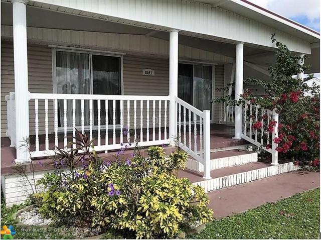 8541 SW 22nd St, Davie, FL 33324 (MLS #F10145704) :: Green Realty Properties