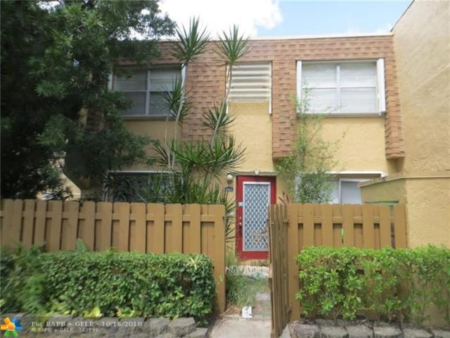 3731 NW 95th Ter #1601, Sunrise, FL 33351 (MLS #F10145711) :: Green Realty Properties