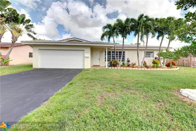 4107 NW 78TH WY, Coral Springs, FL 33065 (MLS #F10145715) :: Green Realty Properties