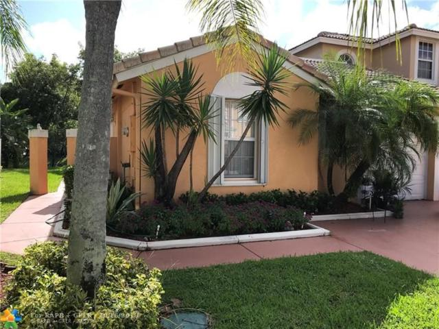 5617 NW 117th Ave #5617, Coral Springs, FL 33076 (MLS #F10145731) :: Laurie Finkelstein Reader Team