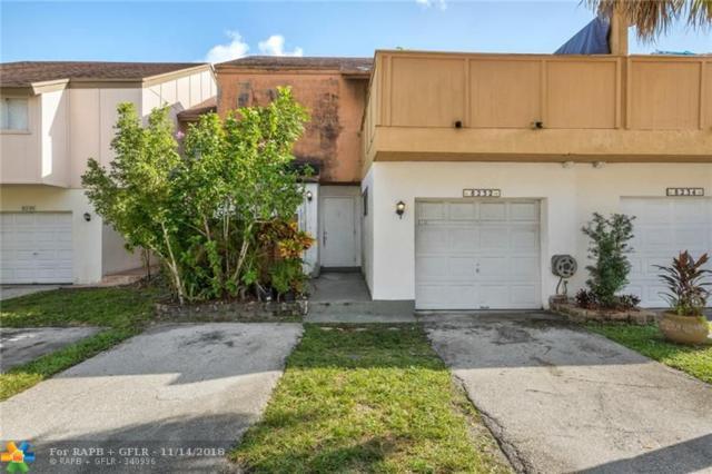 8232 NW 8th Pl #4, Plantation, FL 33324 (MLS #F10145762) :: Green Realty Properties