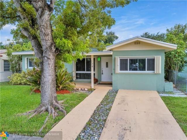 279 SW 8th St, Dania Beach, FL 33004 (MLS #F10145779) :: Green Realty Properties