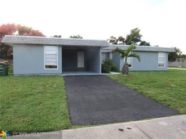 7817 NW 66th Ter, Tamarac, FL 33321 (MLS #F10145804) :: Green Realty Properties