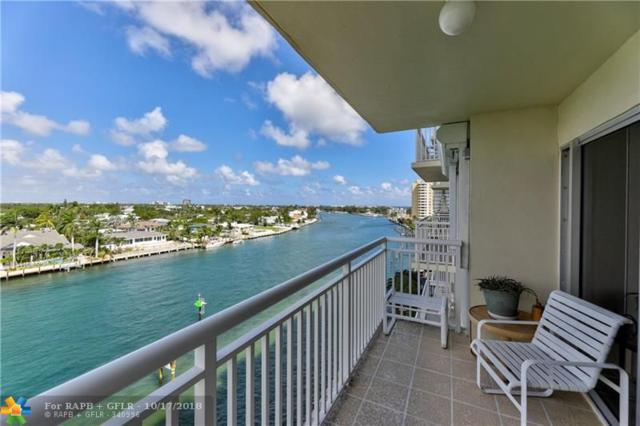 2611 N Riverside Dr #701, Pompano Beach, FL 33062 (MLS #F10145815) :: Green Realty Properties