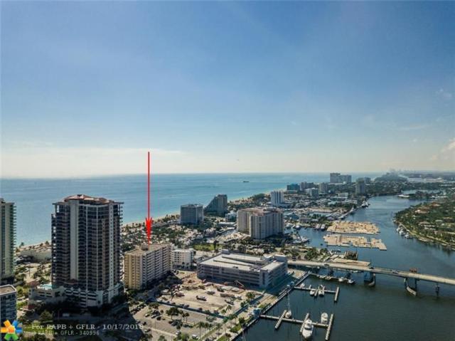200 S Birch Rd #512, Fort Lauderdale, FL 33316 (MLS #F10145833) :: Green Realty Properties