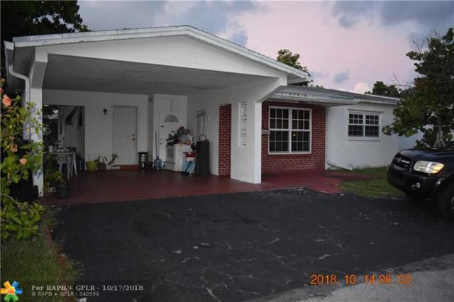 4761 NW 43rd St, Lauderdale Lakes, FL 33319 (MLS #F10145850) :: Green Realty Properties