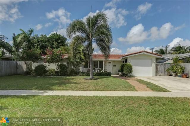 5961 NE 22nd Ter, Fort Lauderdale, FL 33308 (MLS #F10145894) :: Green Realty Properties