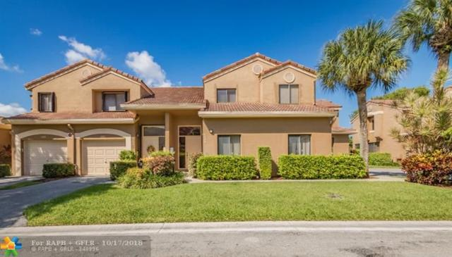 7525 NW 61st Ter #1104, Parkland, FL 33067 (MLS #F10145895) :: Green Realty Properties