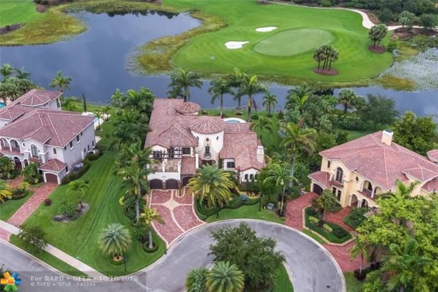 7261 Lemon Grass Dr, Parkland, FL 33076 (MLS #F10145916) :: United Realty Group