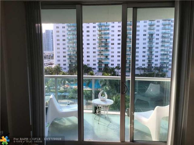 19370 Collins Av #608, Sunny Isles Beach, FL 33160 (MLS #F10145924) :: Green Realty Properties