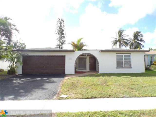 9652 NW 19th Pl, Sunrise, FL 33322 (MLS #F10145971) :: Green Realty Properties