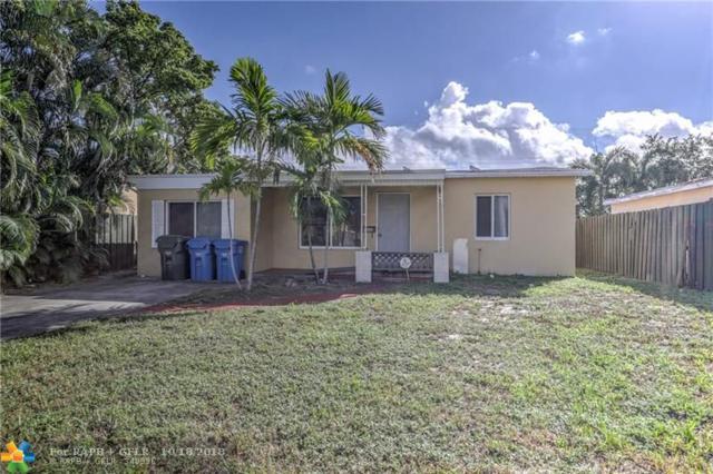 5248 NE 1st Ter, Oakland Park, FL 33334 (MLS #F10145991) :: Green Realty Properties