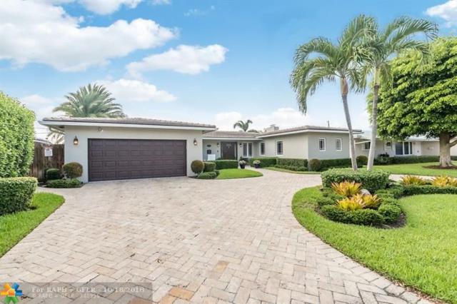 4771 NE 28th Ave, Fort Lauderdale, FL 33308 (MLS #F10146009) :: Green Realty Properties