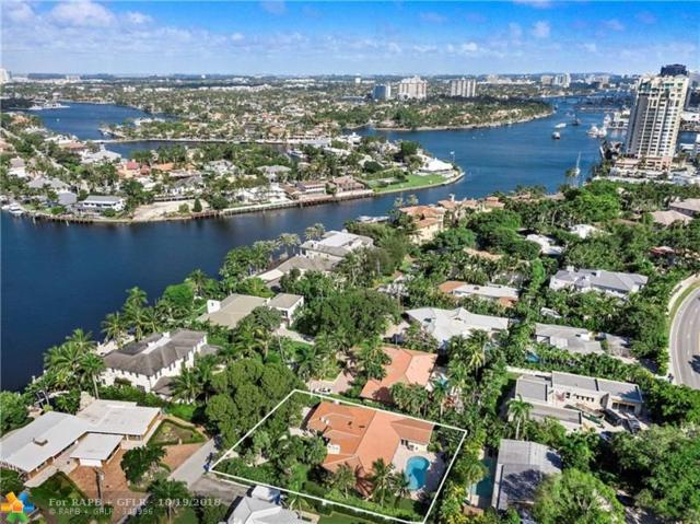 1400 E Lake Dr, Fort Lauderdale, FL 33316 (MLS #F10146029) :: The Howland Group